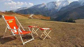 Leżaki reklamowe / deckchairs with print